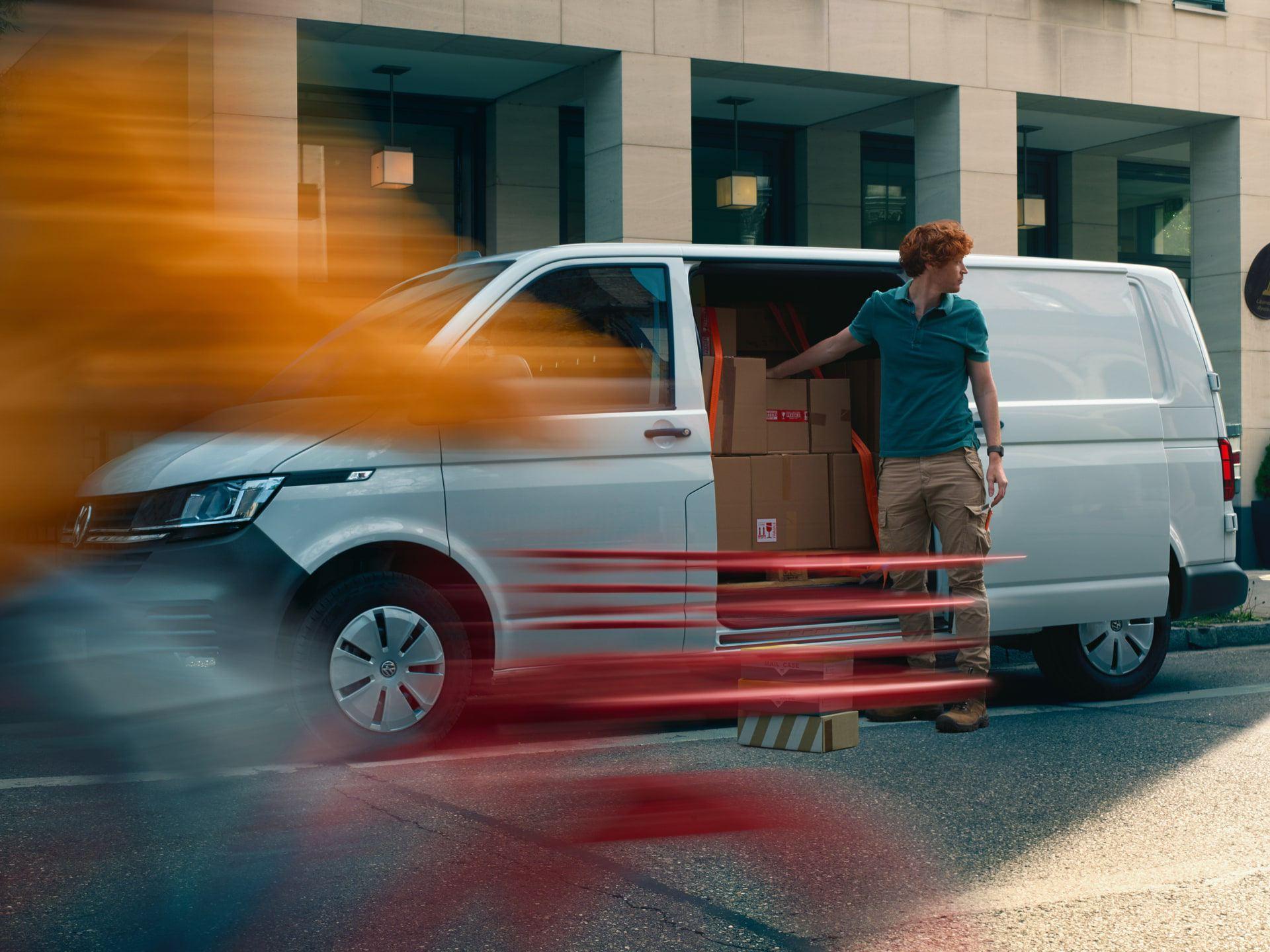 Ширина двери фургона Volkswagen Transporter Kasten T6 1
