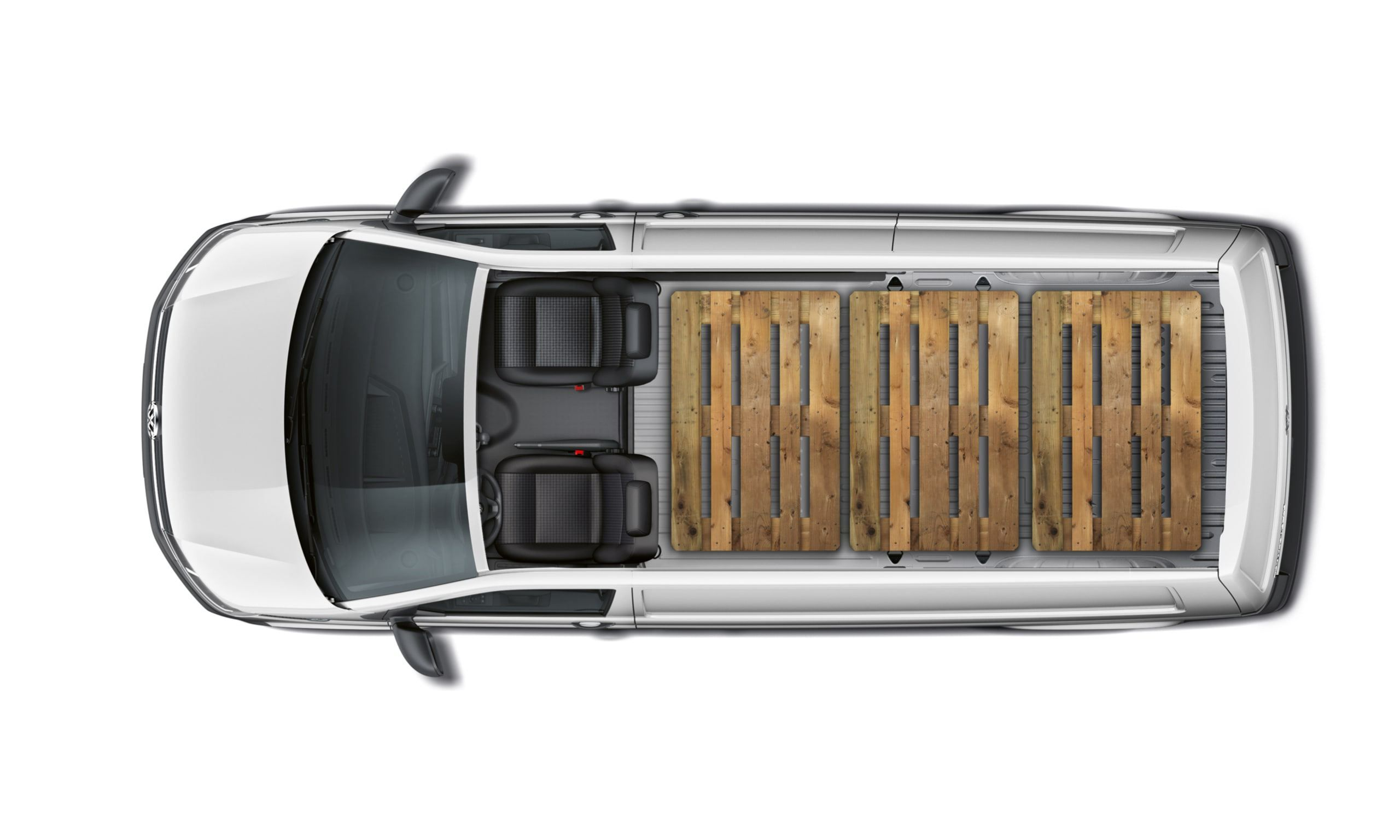 Transporter с длинной колёсной базой (L2)