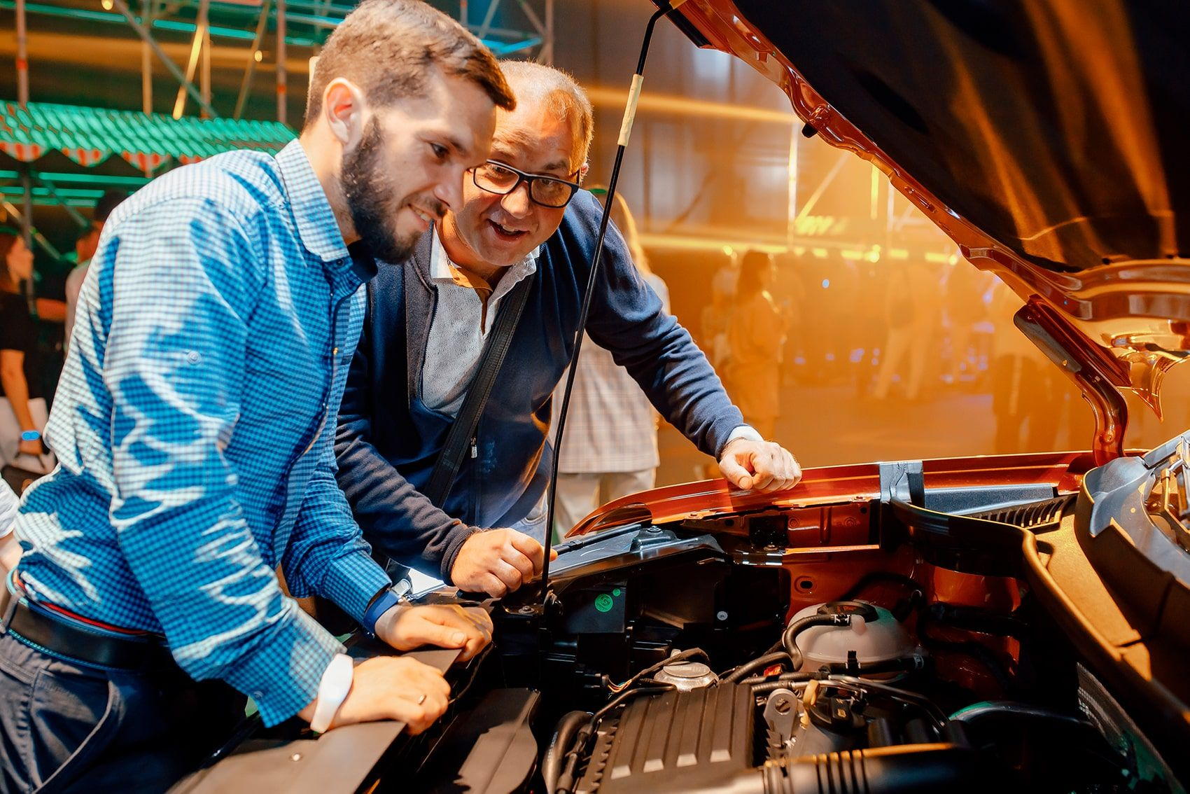 В Минске прошла презентация нового Volkswagen TAOS
