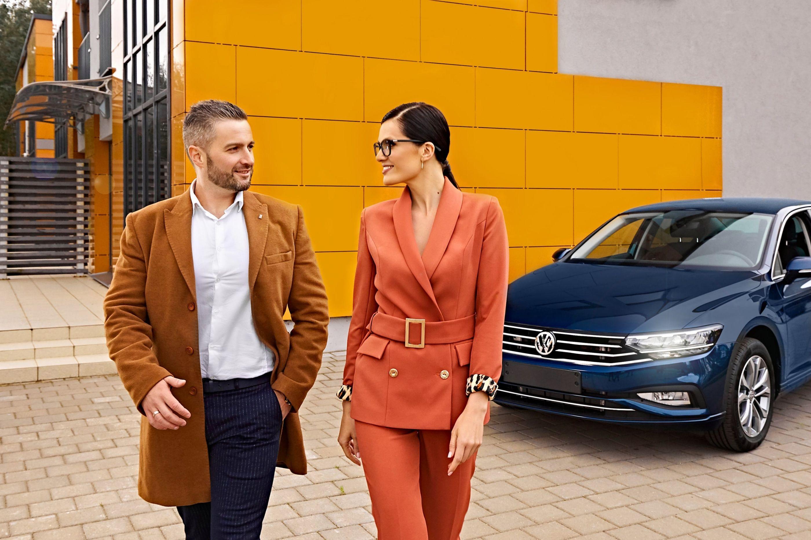Volkswagen Passat седан